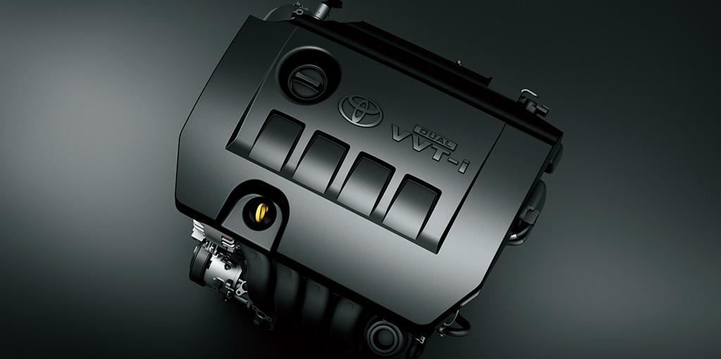 ZRE173L Motor 4 Cilindros En Linea Modelo 3ZR FE De 16 Válvulas DOHC Con Doble VVT I (Tiempo Valvular Variable Inteligente)